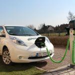 Prezentacja samochodu eletrycznego