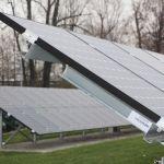 Panele fotowoltaiczne w Centrum Energetyki Odnawialnej