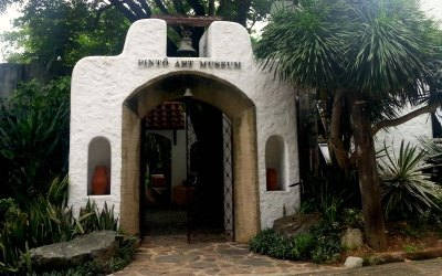 Best Day Trips from Manila: Pinto Art Museum