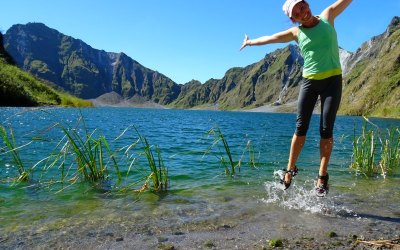Best Day Trips from Manila: Hike Mount Pinatubo