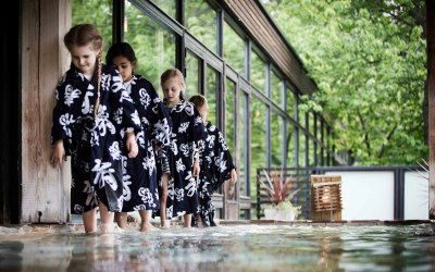 Sweden with Kids: De-stress (with your kids!) in a Family-Friendly Spa