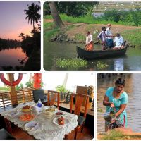 How to book a houseboat in Kerala