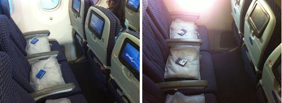 787 Economy Seats