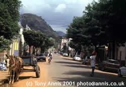 Alegre Main Street