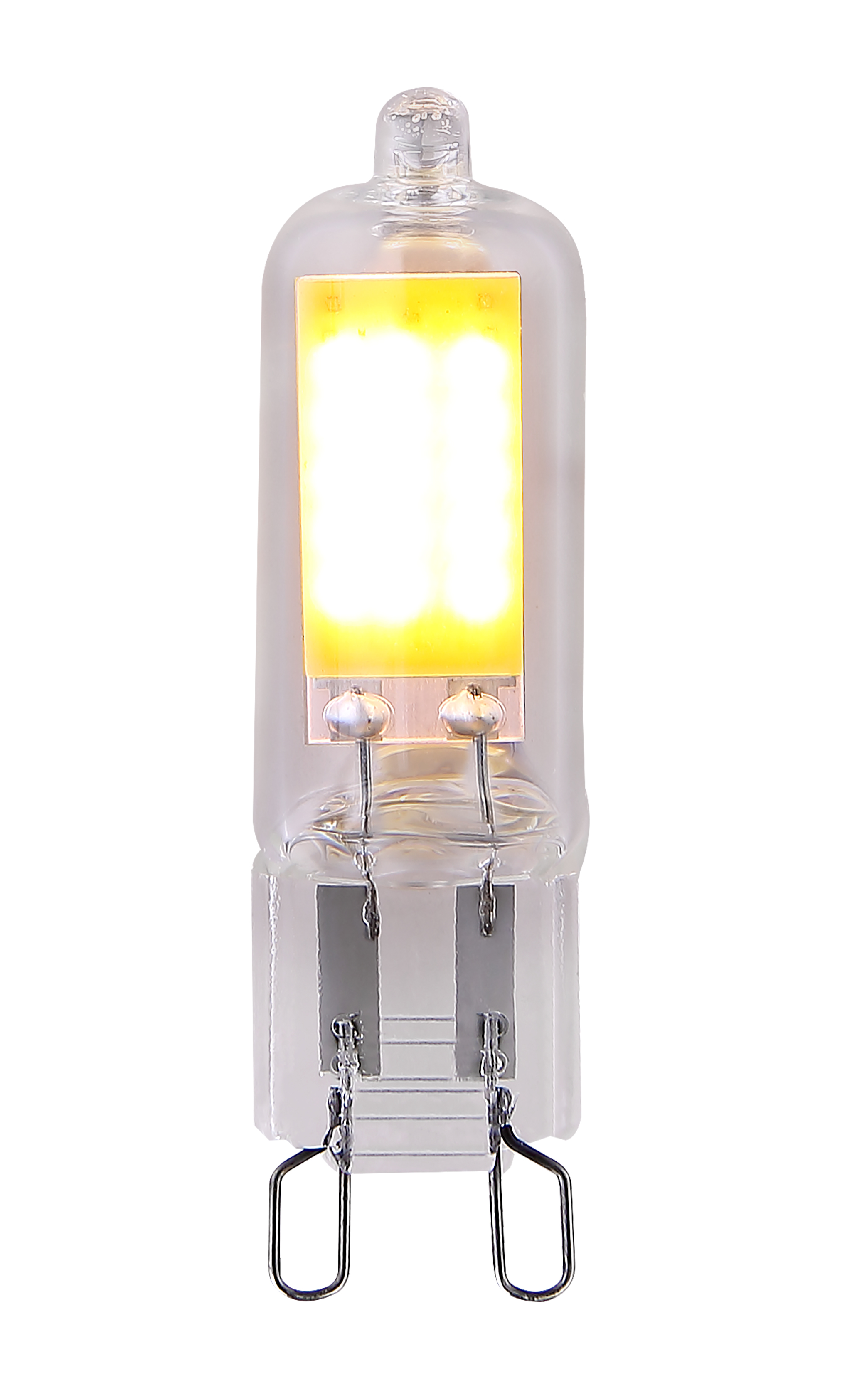 Led Lamp Glass Clear 2xg9 Led Globo Lighting