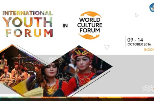 The-World-Culture-Forum-The-International-Youth-Forum-2016-in-Indoensia