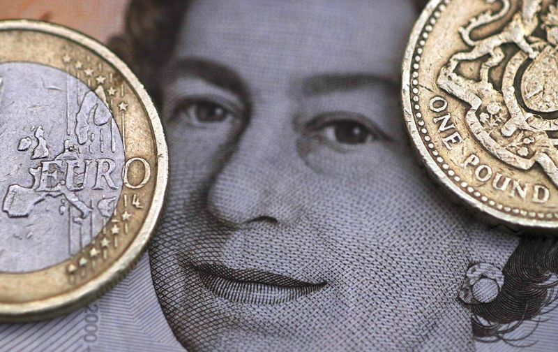 © Reuters. Sterling rallies as Brext poll puts 'Remain' campaing ahead