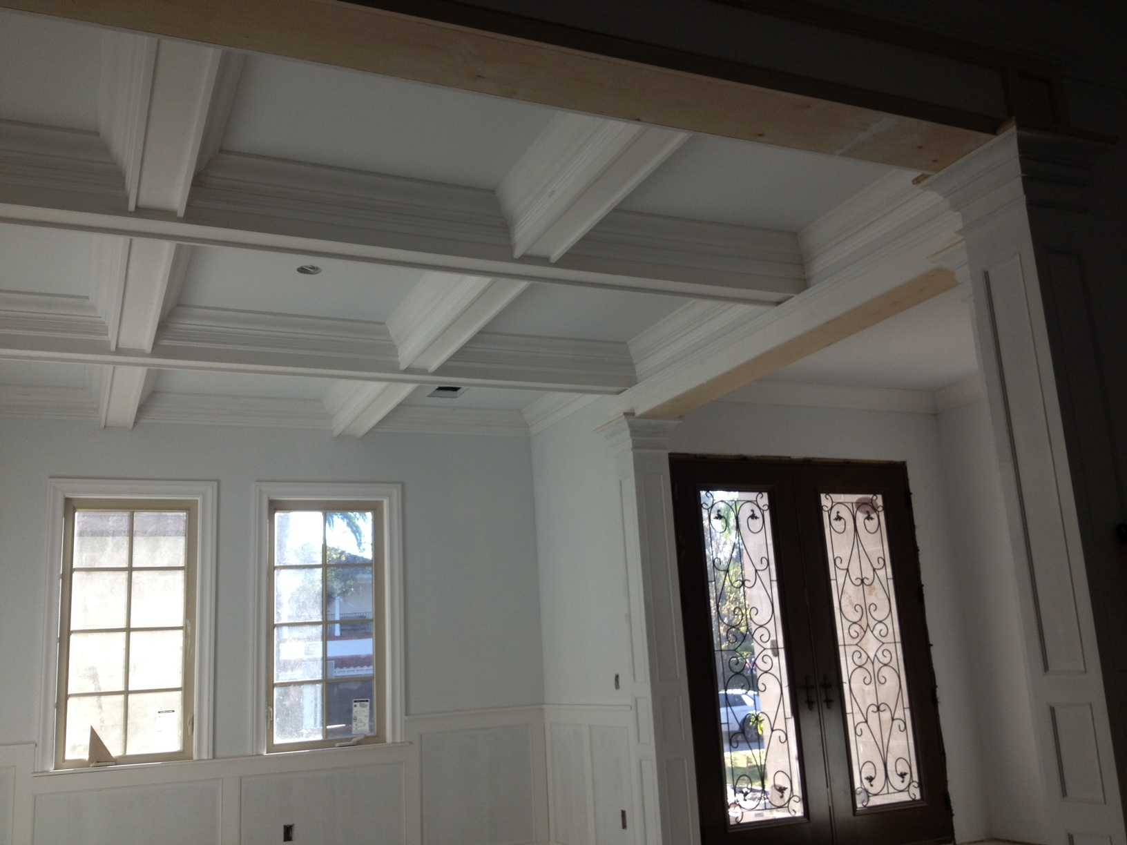 Stairs Pictures Beam Ceiling - Gloger Construction
