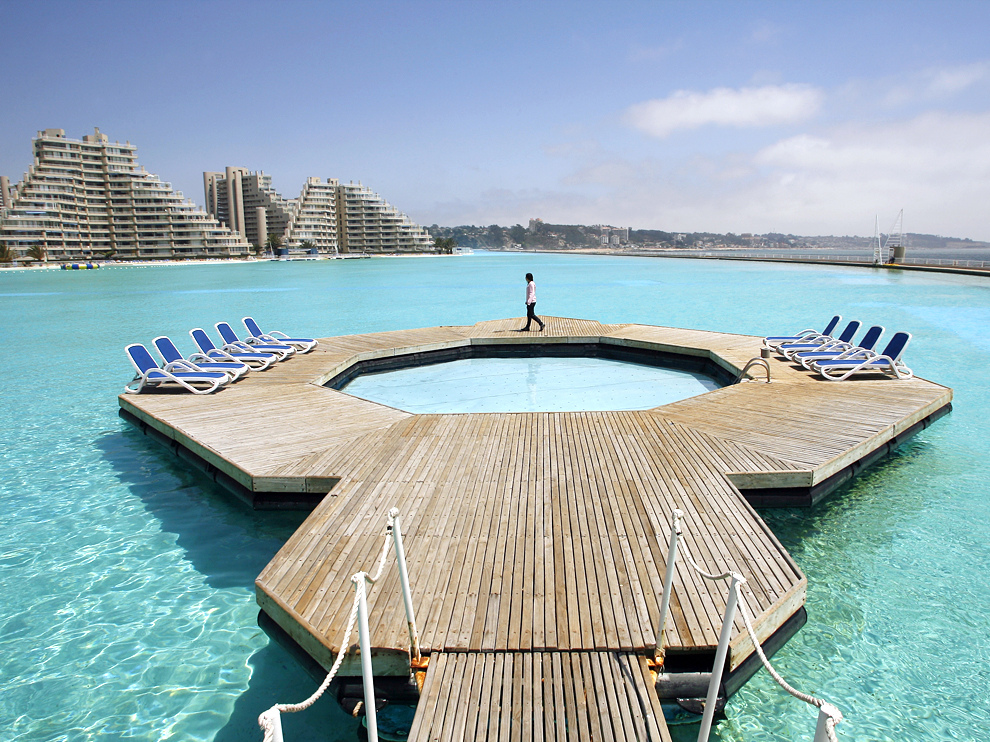 San Alfonso Del Mar Zwembad Discover World's Largest Swimming Pool | Gloholiday