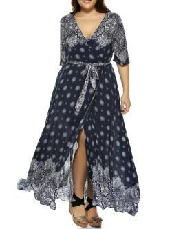 Small Of Plus Size Boho Dresses