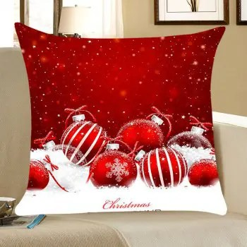 Home Decor Christmas Cheap Casual Style Online Free Shipping at - decorative christmas pillows
