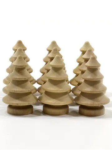 2018 Wooden Christmas Ornaments Online Store Best Wooden Christmas