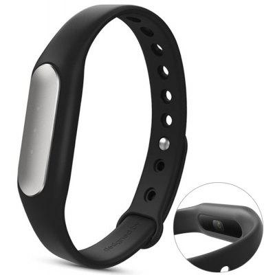 Gearbest Original Xiaomi Mi Band 1S Heart Rate Wristband with White LED