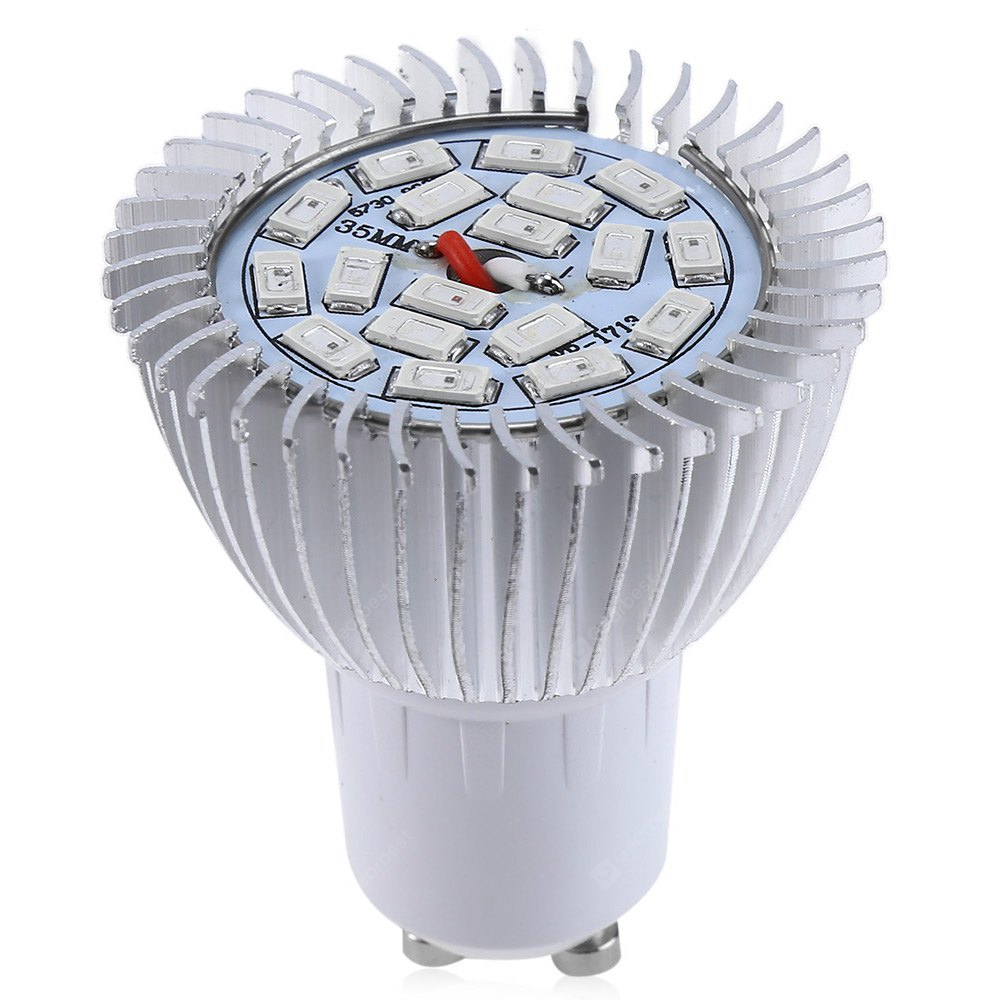 Brelong E27 E14 Gu10 Mr16 36led 2835 Plant Cup Light Ac 220 240v 1pc Gu10 8w Smd 5730 Led Grow Light