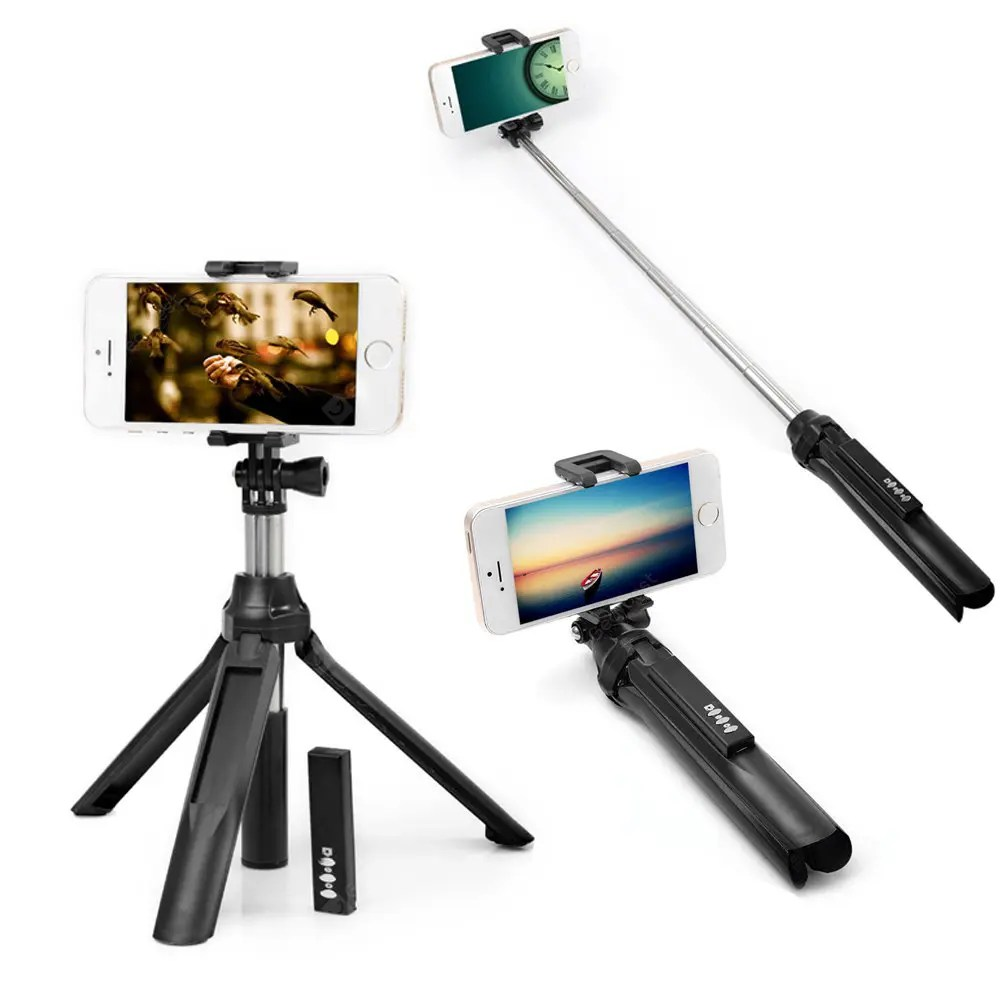 Camera Exterieur Motorola Portable Bluetooth 4 Camera Selfie Monopod For Iphone X