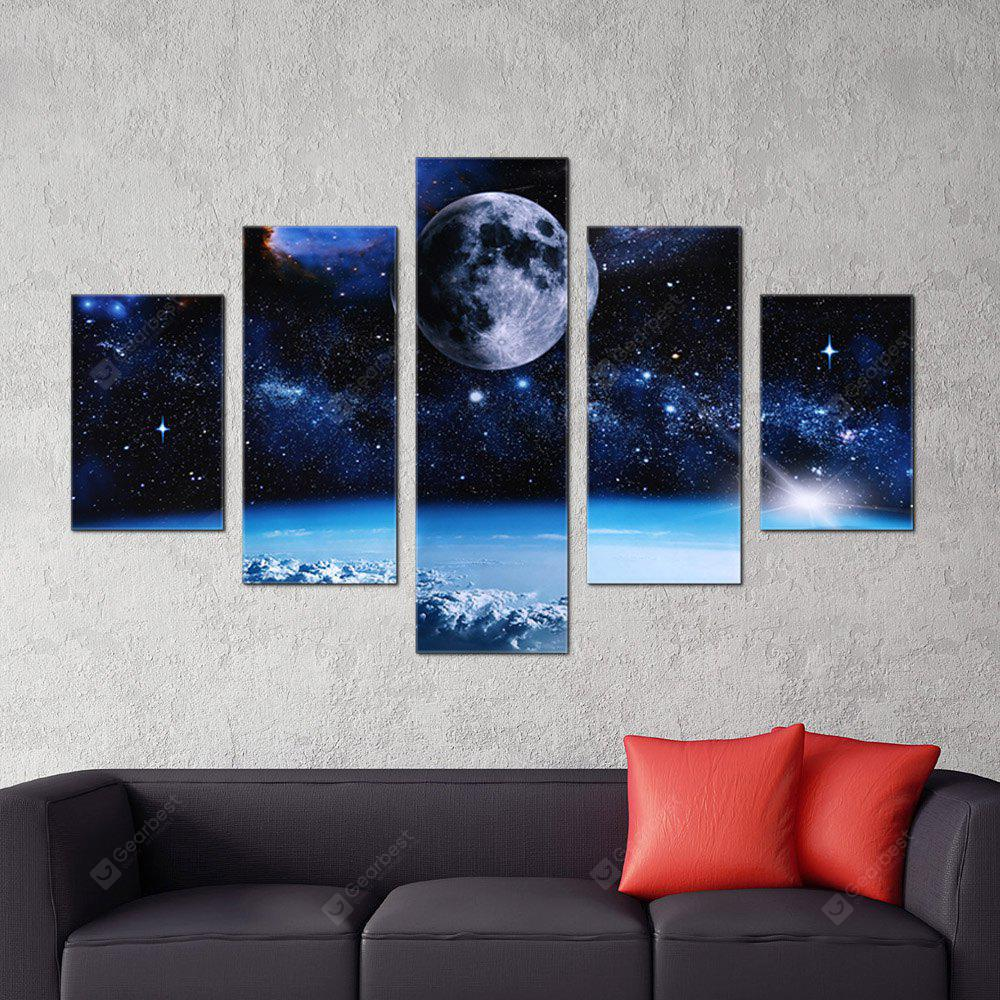 Printing Canvas The Earth Printing Canvas Wall Decoration