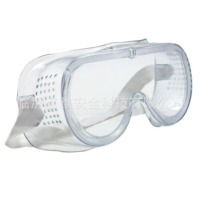 Goggles Large PVC Glasses Goggles Labor Protection Dust-proof