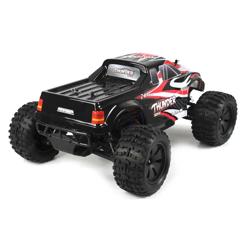 Car Rc Zd Racing 10427 S 1 10 Big Foot Rc Truck Rtr