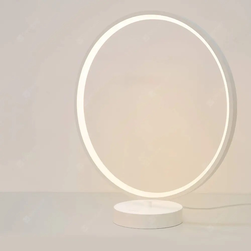 Diy Mode Wireless Led Ambient Light With Diy Custom Mode Circle Table Lamp