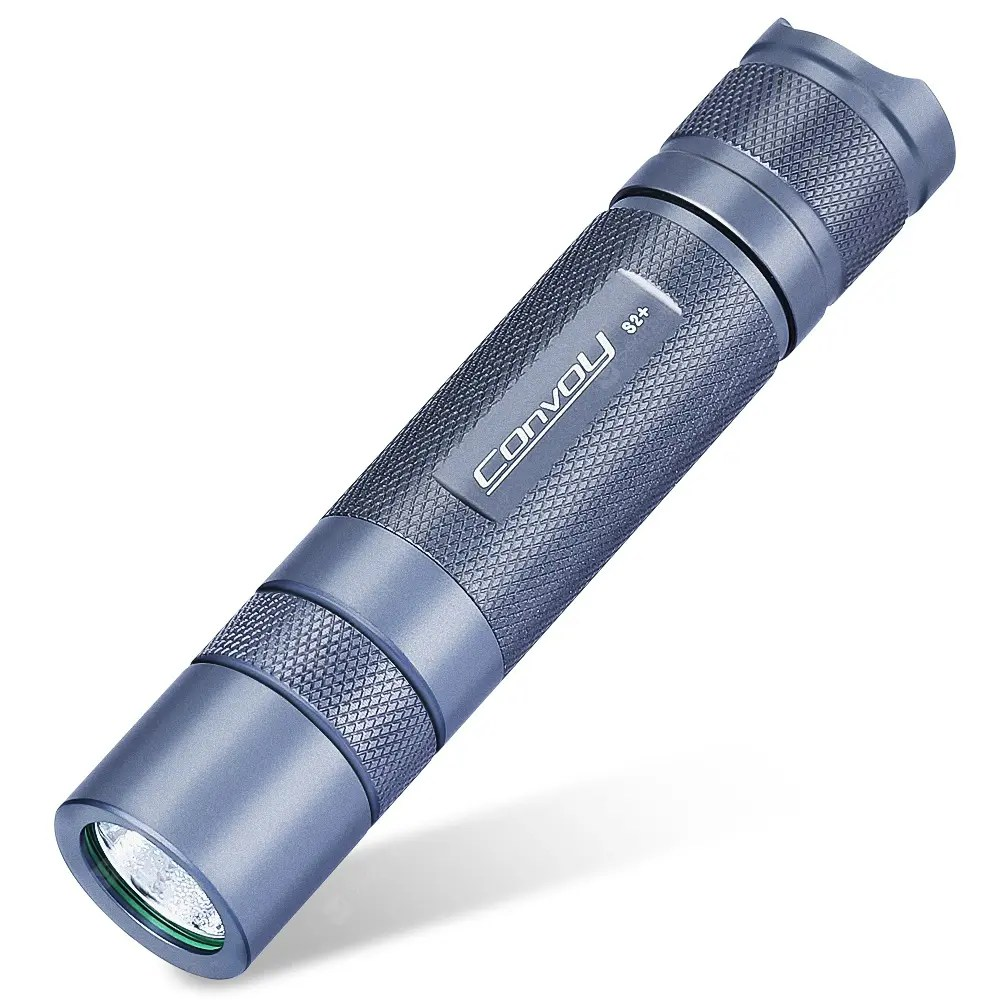 Flash Light Convoy S2 Led Flashlight