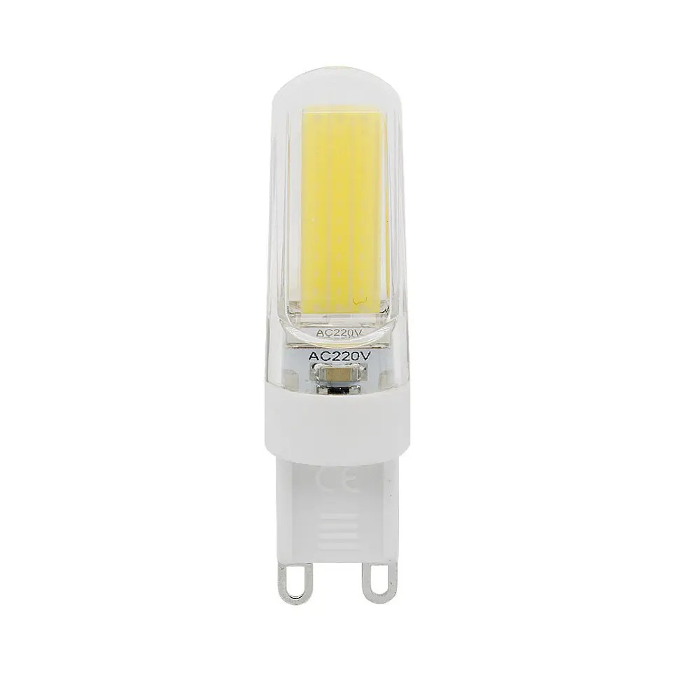 Halogenlampe Led G9 Led Bulb Leds Lampada 2609 Cob 360 Degrees Replace Halogen Lamp Dimmable