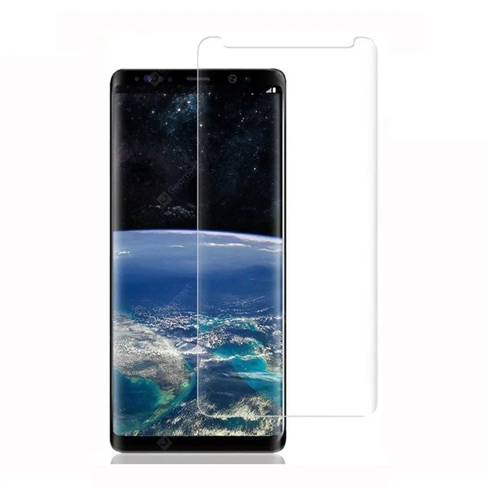 Samsung Screen Hd Screen Protector For Samsung Galaxy Note 9 Clear 3d Touch Tempered Glass
