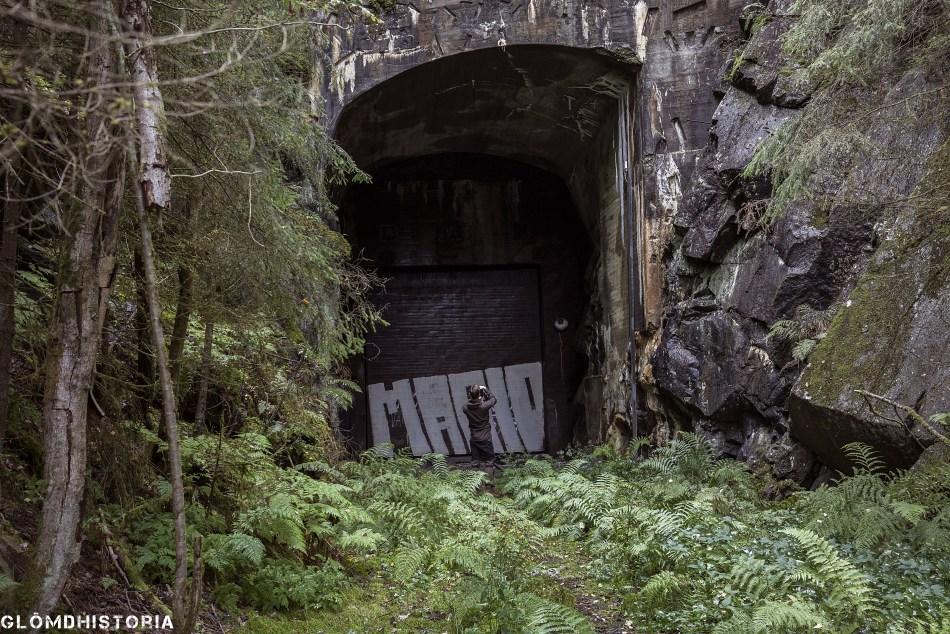 Bergrum Grängesberg