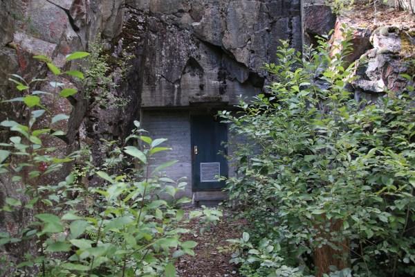 Hemlig dörr