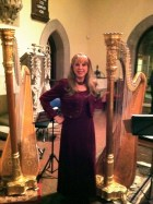 Philadelphia Wedding Harpist