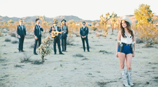 Kacey Musgraves in Joshua Tree