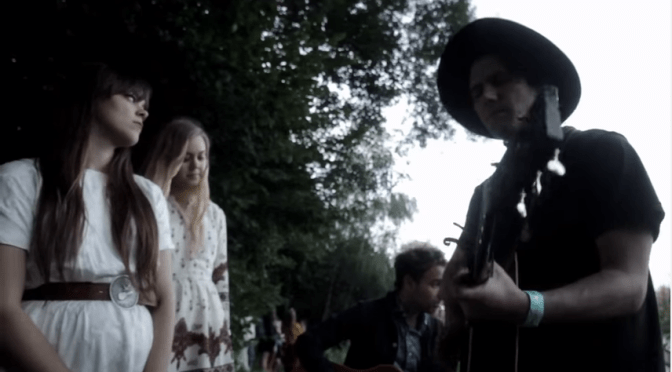 Conor Oberst, Taylor Goldsmith and First Aid Kit – Lua
