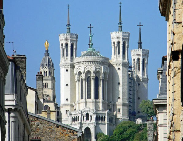 Hotel Fourviere Lyon France, Spain And Medjugorje | Glory Tours