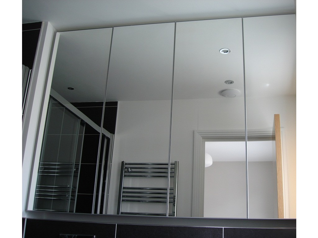 Bathroom Mirrored Cabinets Made To Measure Luxury Bathroom Mirror Cabinets Glossy Home