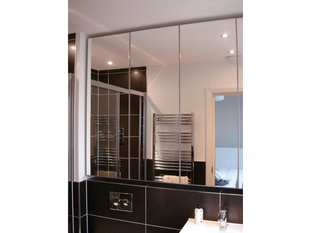 Bathroom Cupboard Mirror Made To Measure Luxury Bathroom Mirror Cabinets Glossy Home