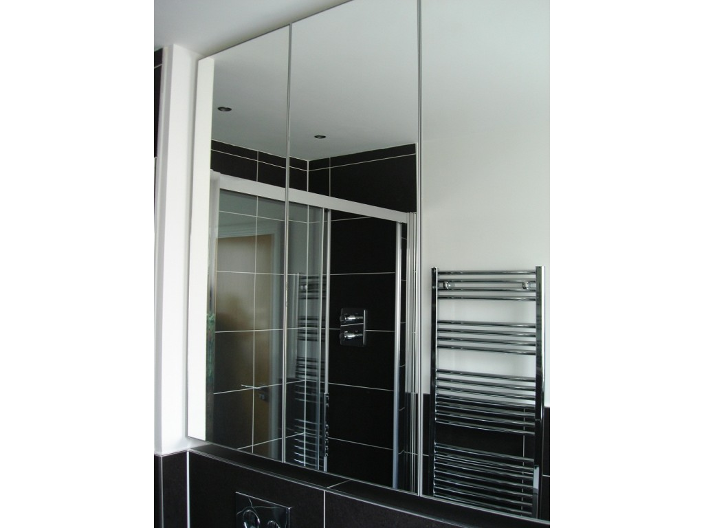 Mirrored Bathroom Cabinet Black Bathroom Mirror Cabinets Mirror Ideas