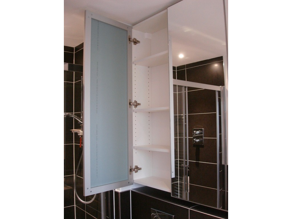 Mirrored Bathroom Cupboard Made To Measure Luxury Bathroom Mirror Cabinets Glossy Home