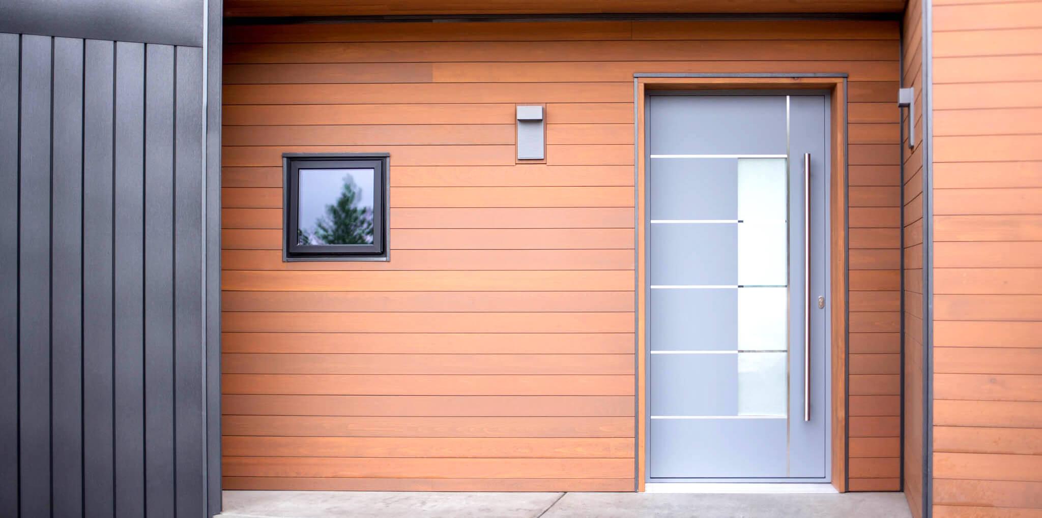Modern Decorative Door