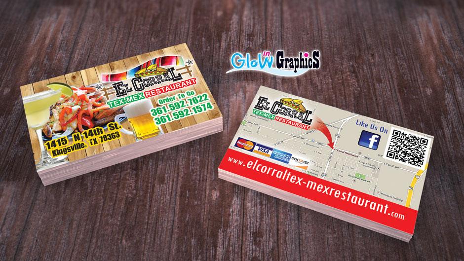 Digital Printing Custom Printed Restaurant Menus, Flyers, Business
