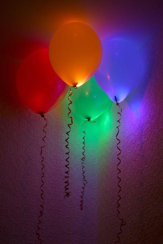 Cool-Glow-Stick-Crafts-Glow-Stick-Balloons-2