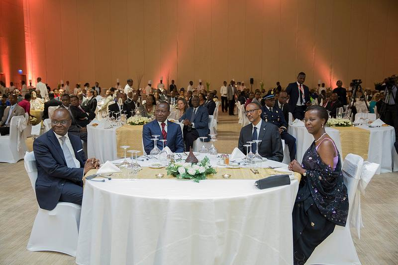 Since Rwanda's criminal became a president in 2000, no single state dinner had ever been held in the Country without the presence of Jeannete Kagame on the side.