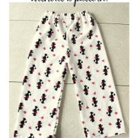 DIY Pajama Pants {Without a Pattern!}