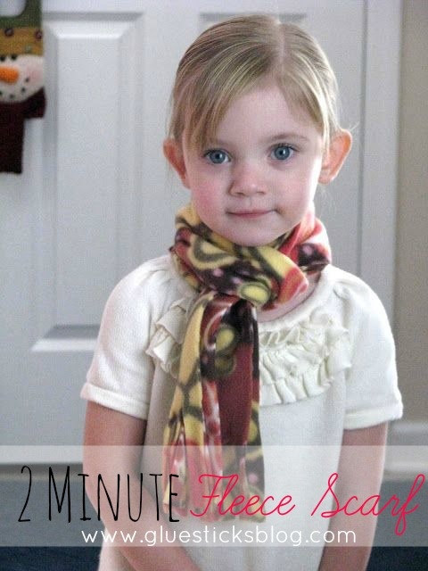2 Minute Scarf