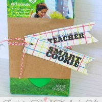 EASY Back to School Teacher's Gift