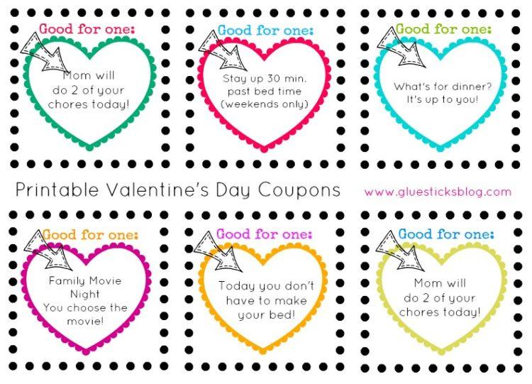 Valentine Day Coupon Book Ideas \u2013 startupcorner
