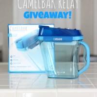 CamelBak Relay Giveaway {3 Winners!}