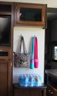 Color Block Water Bottle Holder Tutorial | Gluesticks