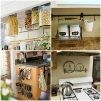 kitchen countertop storage ideas - Design Decoration
