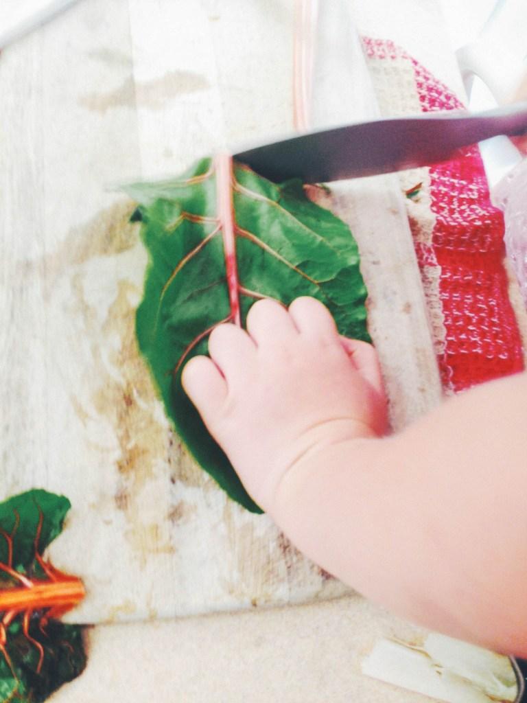 Lu's knife skills