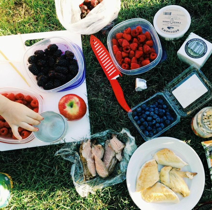 summer picnic_