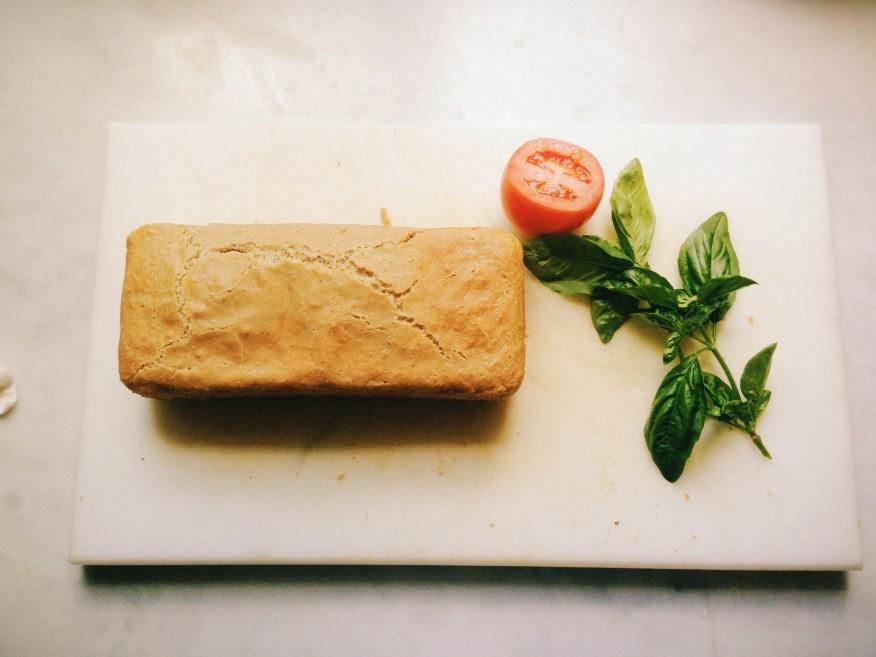 Italian tomato sandwich